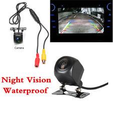 CCD Image Sensor NTSC Car Rear View Backup Camera Night Vision Fish Eye Shape