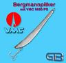 Bergmannpilker Pilker 260g, 400g, 450g für Pilkangelei in Dänemark Norwegen.