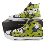 Converse x Dinosaur, Jr Chuck Taylor All Star Pro Sneaker Peace Sign Guy 158663C