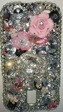 3D Swarovski Crystal Diamond Design Case Samsung Galaxy S2T-Mobile SGH-T989