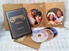 [2CD+DVD] Carpenters GOLD : Greatest Hits + Christmas Portrait NON US REGION