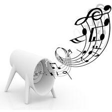 VONDOM Stool speaker 150w BUMBUM TORO white or black
