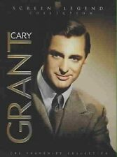 Cary Grant Screen Legend Collection 0025193115522 DVD Region 1