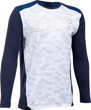 New Under Armour Boy's SC Performance Shooting Heatgear Shirt, Size S (7/8)