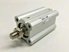 New listing Smc Cq2A25-50Dm Cylinder Compact 25mm Bore x 50mm Stroke