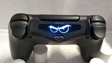 PlayStation 4 PS4 Controller Angry Eyes Led Light Bar Decal Sticker !!!