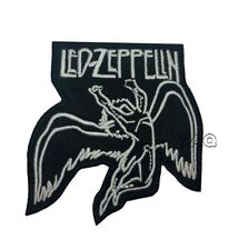 Led Zeppelin Rock Band Iron on Sew on Embroidered Patch