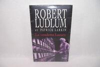 La Vendetta Lazare NEUF Scellé Robert LUDLUM & Patrick Larkin Thriller