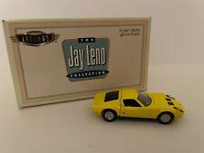 Hot Wheels Legends The Jay Leno Collection yellow Lamborghini Miura 1:64 - 1998