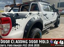 DOOR MOULD CLADDING SUITS FORD RANGER PX3 2018-CURRENT