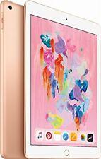 "Apple iPad 9.7"" (Early 2018),32GB, WiFi Only - MRJN2LL/A - Gold- NOB"