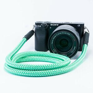 Kameragurt für DSLR mint - Camerastrap Kameraband Rope
