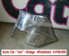 Arctic Cat Vintage Windshield # 0106-850 NOS '78-'79 Panther