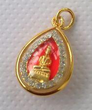 HOLY BUDDHA SACRED FRIENDSHIP GOOD LUCK LOVE & PROTECTION AMULET PENDANT (14)