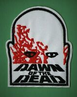 DAWN of the DEAD PATCHES HORROR Gore ZOMBIE cult MACABRE film CREEPY 70s Romero