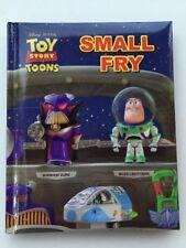 Disney Pixar Toy Story SMALL FRY Mini Buzz Lightyear Short Story Book New