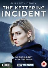 THE KETTERING INCIDENT Elizabeth Debicki BOX 3 DVD in Inglese NEW .cp