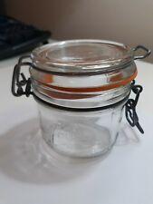 RARE Le Parfait JarFrench Glass Canning Jar