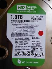 Western Digital WD10EAVS-32D7B1 | HARNHT2MAB | 29 JAN 2009 | 1 TB  #02