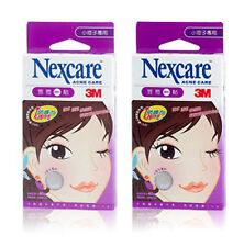 [3M NEXCARE] Acne Dressing Pimple Patch Small Stickers 40 Patches X 2 Boxes NEW