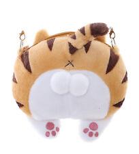 lb-81 tigre orange chat chat Popo derrière Peluche Lolita Sac Harajuku Gothique
