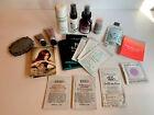 Lot of 18 Luxury Brand Makeup Skincare Hair Samples Proactiv Josie Maran Kiehls