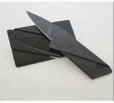 Cardsharp Credit Card Folding Razor Sharp Wallet Knife survival tool thin U