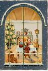 Serie Completa di 6 cartoline Bambini con Giocattoli Natale PC Circa 1940