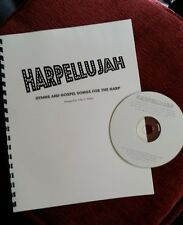 Harp Book and CD, Harpellujah Hymns and Gospel songs