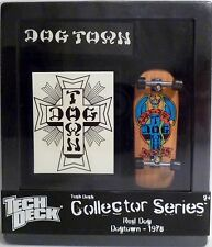 RED DOG Tech Deck Collector Series Dogtown 96mm Fingerboard 1978 2008