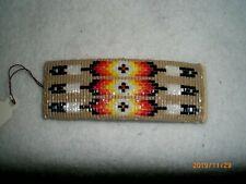 Beaded Native American Barrette, Navajo                                     #410