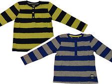 Gestreifte Langarm Jungen-T-Shirts, - Polos & -Hemden
