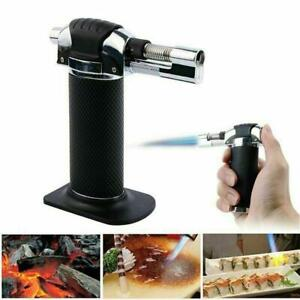 REFILLABLE BUTANE GAS MICRO BLOW TORCH LIGHTER WELDING SOLDERING BRAZING TOOLS X