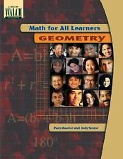 Math For All Learners: Geometry, Pam Meader, Judy Storer, Good Book