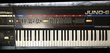 Roland Juno 6 Synthesizer Recently Serviced