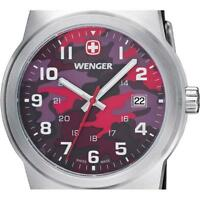 WENGER Field Classic Colour Gents Watch 01.0441.110 - RRP £99 - BRAND NEW