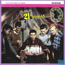 *NEW* CD Album Cliff Richard - 21 Today (Mini LP Style Card Case)