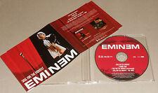 Single CD Eminem-sing for the moment 2003 3. tracks + video MCD e 29
