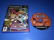 GIOCO PS2 Yu-Gi-Oh! YUGIOH THE DUELIST OF THE ROSES INGLESE NO MANUALE NO CARTE