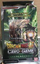 Dragon Ball Super TCG CCG Starter Deck Dark Invasion Crossworlds