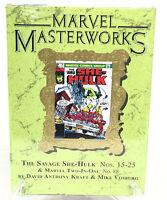 Marvel Masterworks Vol 274 She-Hulk Vol 2 Limited Marvel Comics HC New