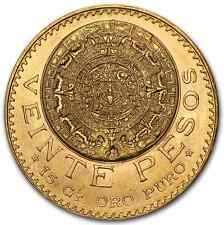 20 Pesos or Mexique or 900/1000 Or Fin 15 g Mexico pièce gold