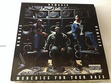 NEMESIS Munchies For Your Bass PROFILE LP VG/VG