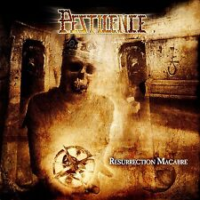 Pestilence - ressurrection macabre + 3 BONUS TRACKS (CD), NEW, Neuware