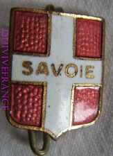 BG5722 - INSIGNE  BLASON  SAVOIE