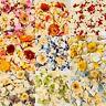 biodégradable mariage CONFETTI naturelle pétales Eco rose bleu jaune ivoire 1L
