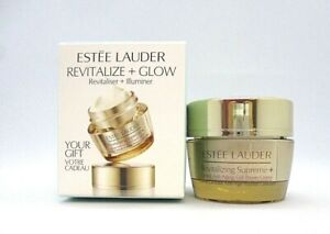 Estee Lauder Revitalizing Supreme + Global Anti-Aging Cell Power Creme ~ .5 oz