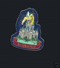 Disney Tinkerbell Castle Slider Pin LE  ~ Retired