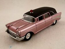 HEARSE, FUNERAL,GRAVE, CAR, 1957 Chevrolet, 1/64 SCALE,