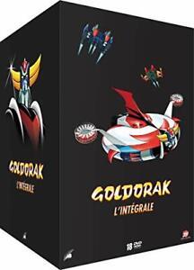 Goldorak L'Intégrale DVD Non censuré Goldorak coffret 18 DVD